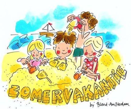zomervakantie